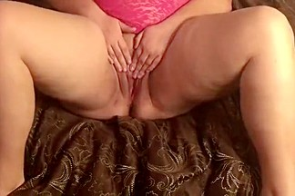 Compilation Of BBW Pussy Play