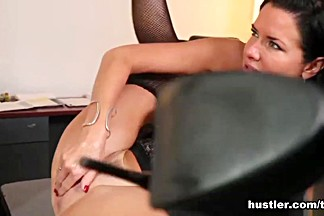 Veronica Avluv in Hunting For Young Cock - Hustler