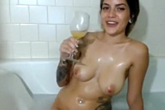 Horny Webcam record with Public, Latina scenes