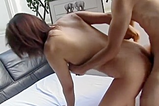 Exotic Japanese slut in Amazing 69, Masturbation/Onanii JAV video