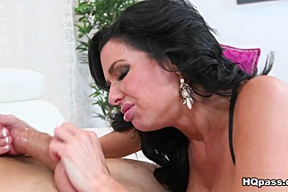 Amazing pornstars Veronica Avluv, Sean Lawless in Best Brunette, Big Tits adult scene