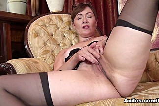 Kitty Creamer in Private Dressing Room - Anilos