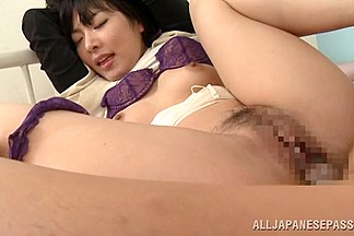 Lovely Kana Yume likes deep penetrating sex