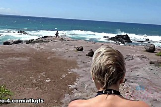 Makenna Blue in Makenna Loves All The Places Where You Take Her - ATKGirlfriends