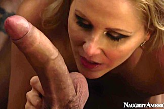 Julia Ann & Danny Mountain in Seduced by a Cougar