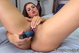 Allie Haze in Allies Masturbation Haze - CherrySpot