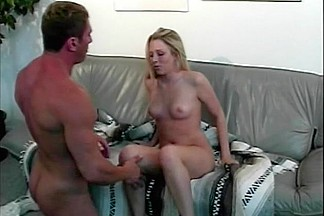Floozy face hole and cunt fucking boy-friend