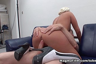 Eva Eden in Hardcore Gang Bang Movie