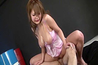 Crazy Japanese slut Hiyoko Morinaga in Amazing JAV uncensored Dildos/Toys movie