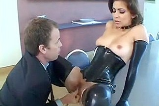 Chanel Chavez Latex drilled