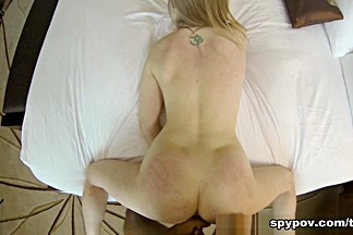 Tony & Karla Kush in Perfect Girlfriend Experience - SpyPOV