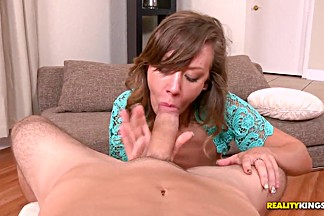 Jmac and young  Marissa Banks have hot adventure