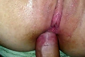 Fisting and fucking partners asshole and pussy creampie