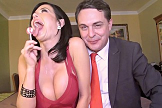 Squirting: Veronica Avluv cums in the mouth of Andrea Dipre