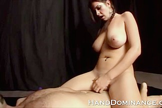 Big Tits Coarse Talking Femdom Milking Mistress