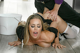 Nicole Aniston & Michael Vegas in The Perfect Maid 2 - Brazzers