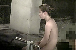 Sweet Asian beauty is naked on shower hidden camera nri038 00