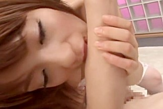 Hottest Japanese whore Akane Mochida in Incredible Close-up, Dildos/Toys JAV video
