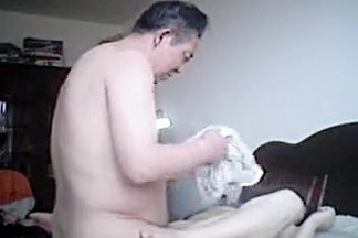 Matured chinese couple sex video