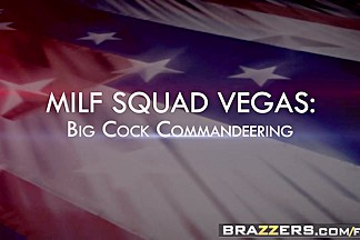 Brazzers - Milfs Like it Big - Ava Addams Bill Bailey - Milf Squad Vegas Big Cock Commandeering