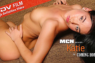 Katie in Coming Home - MCNudes