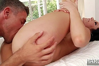 Big ass and huge tits Jayden James gets her butthole banged by Mick Blue