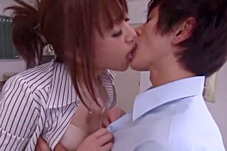 Amazing Japanese whore Yuna Mizumoto in Exotic Cougar, Femdom JAV video