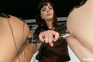 Interrogation Room in Wiredpussy Video