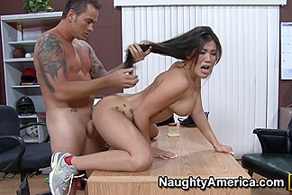 London Keyes & Dale Dabone in Naughty Athletics