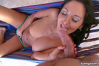 Ava Addams in Cock & A Smile