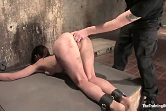 The Training of Amber Rayne, Day Three