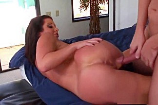 Fabulous pornstar Jayden Jaymes in crazy tattoos, big butt adult video
