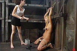 Alicia Silver and Princess Donna Dolore in Wiredpussy Video